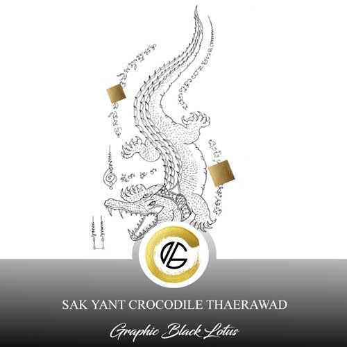 sak-yant-crocodile-thaerawad-tattoo-design