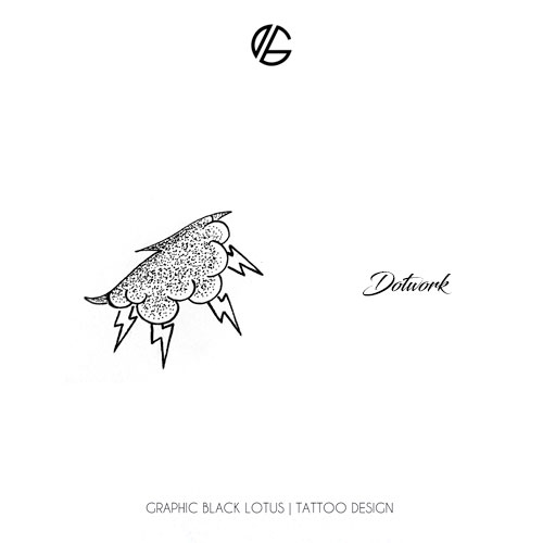 dotwork-cloud-tattoo-design