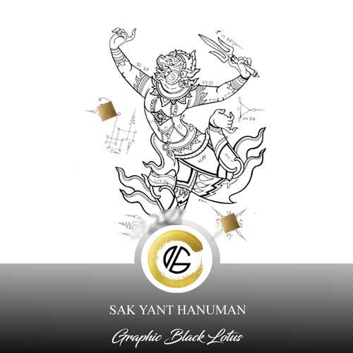 sak-yant-hanuman-tattoo-design
