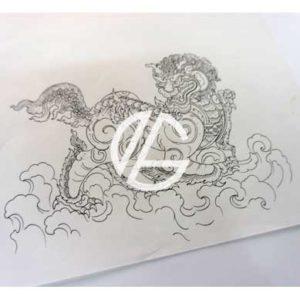 tattoo-design-lion-thailand