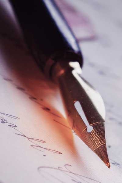 calligraphy-pen-picture