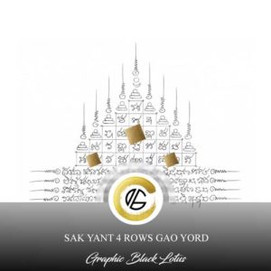 sak-yant-4-rows-gao-yord-tattoo-design