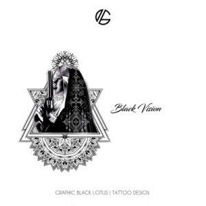 blackwork-tattoo-design-a-nun-gun