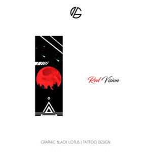 moon-red-vision-tattoo-design