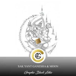 sak-yant-ganesh-moon-tattoo-design